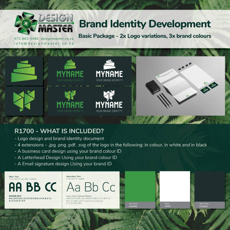 Corporate Identity Basic Package